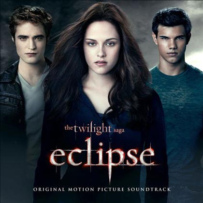 <strong>Twilight Saga: Eclipse</strong> <br/>Soundtrack
